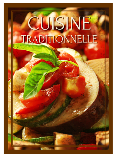 Cuisine traditionnelle